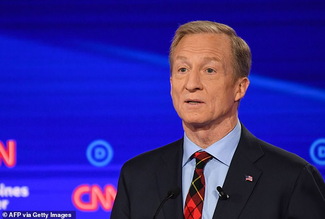 There was little doubt among analysts or Drudge poll voters over the night's biggest loser: billionaire Tom Steyer
