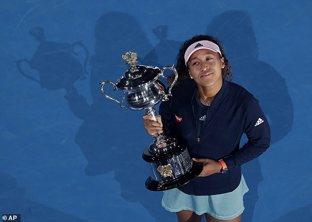 Naomi Osaka established herself as a force to be reckoned with when she won it in 2019