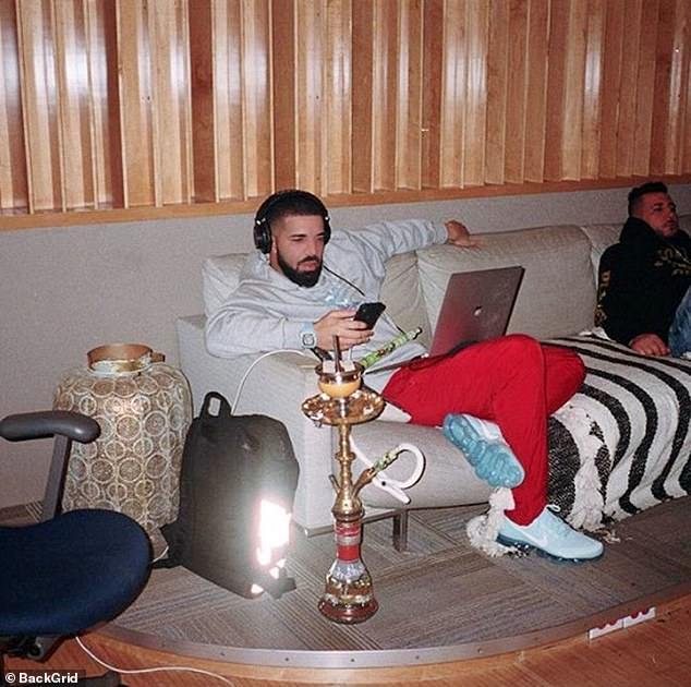 Smoking trendy hookah waterpipes may increase your risk of heart attacks and strokes by causing deadly blood clots, scientists have warned. Music artist Drake is a fan of waterpipes