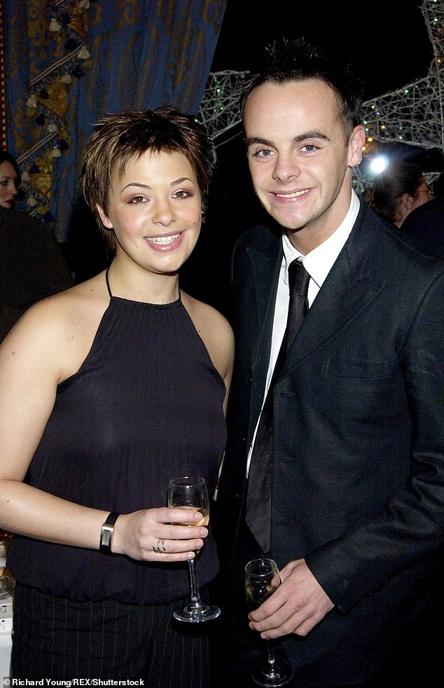 Reached an agreement?The publication also claimed that she will keep the pair's £5 million former marital home in West London (pictured in 2001)