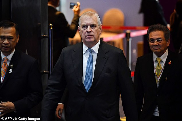 The Evening Standard reports that Scotland Yard has completed a thorough review of Prince Andrew's royal protection and 'conclusions have been reached and recommendations made.'