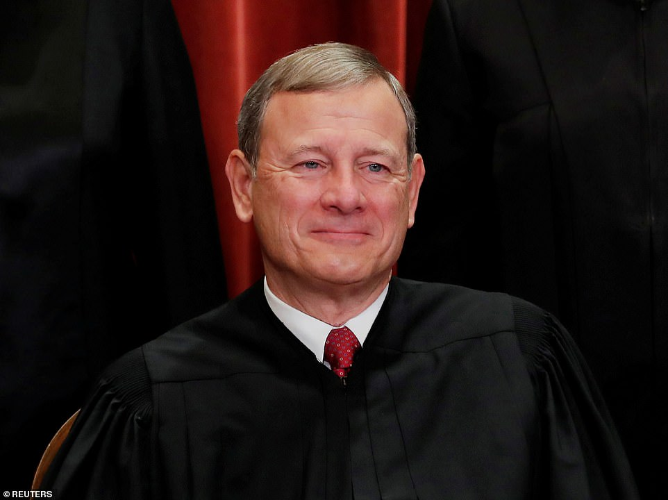 Chief Supreme Court Justice John Roberts will be sworn in at 2 p.m. Thursday as he prepares to preside over the impeachment hearing in the Senate