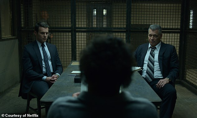 Fan following: Mindhunter centered around FBI agents played by Holt McCallany and Jonathan Groff who interview serial killers in order to learn how they think