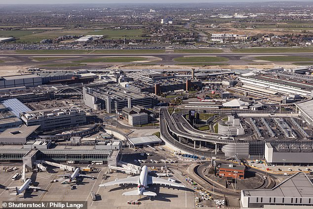 """Heathrow arrivals are diverted to other airports as RAF aircraft require """"unplanned"""" use of airspace"""