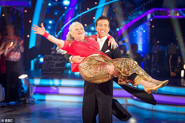 Ann put in an unforgettable performance on Strictly Come Dancing after leaving Westminster
