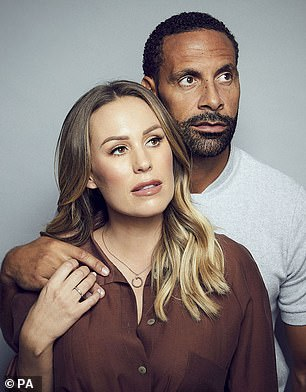 With his new The Only Way Is Essex reality TV star wife Kate, 28, his show is about the dilemmas of her being a stepmum