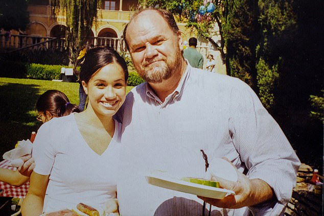 Thomas Markle added:'I don't think they know what they are looking for'