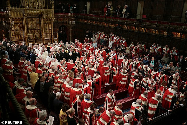 Plans to move the House of Lords to York were reveled in January following Boris Johnson's major breakthrough among constituencies in Labour's northern 'Red Wall' in the December election