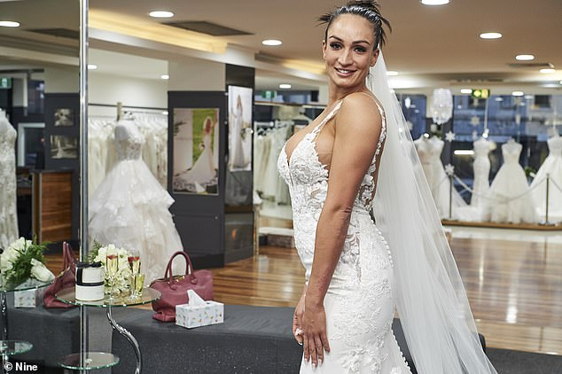 Competition? MKR will return to Seven one day before Channel Nine rival Married At First Sight (pictured), possibly giving it an edge in the ratings