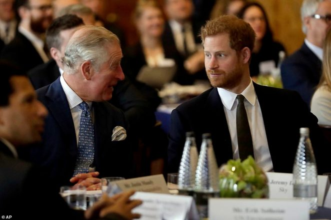 Prince Charles is anxious for this existential crisis to pass quickly, but he has been dismayed by suggestions that racism has been underlying the criticism of Meghan