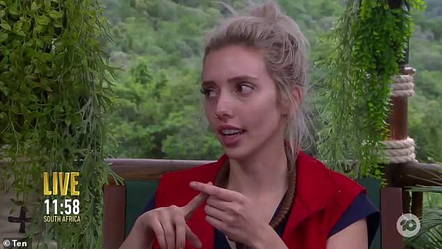 Telling all: She's the latest contestant to leave I'm A Celebrity... Get Me Out of Here!, and following her eviction on Wednesday, Erin Barnett is speaking out about her co-stars