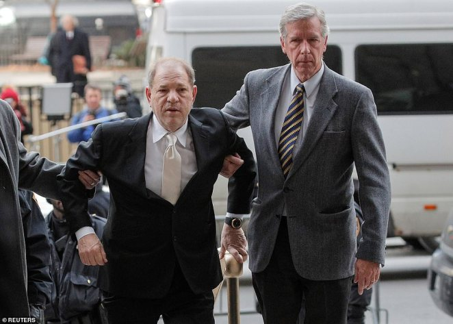 Weinstein, 67, has pleaded not guilty to charges of assaulting two women in New York, and faces life in prison if convicted on the most serious charge, predatory sexual assault. He said that any sexual encounters he has had have been consensual