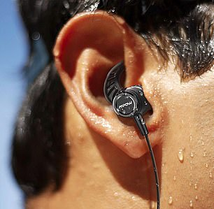 A special ergonomic and fitness-oriented design offers a secure and comfortable fit that won't hurt your ears