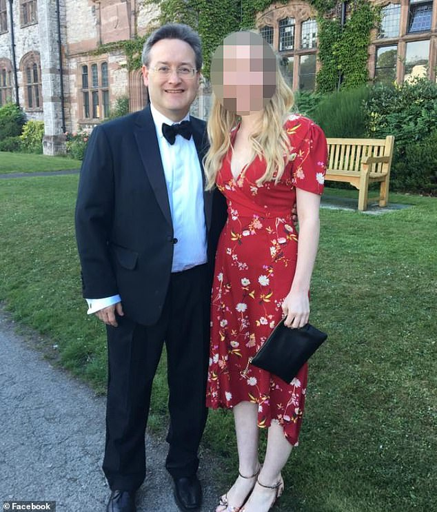 Toby Belfield, the headteacher at a £37,500-a-year boarding, sent flirtatious messages to pupils calling them 'naughty' and 'stunning'