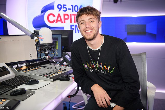 Tune into Capital Breakfast with Roman Kemp, weekdays from 6am – 10am