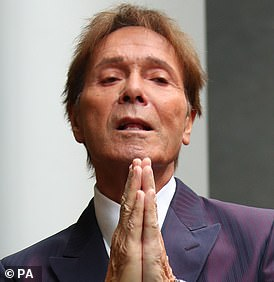 Sir Cliff Richard was the subject of a lengthy South Yorkshire Police investigation