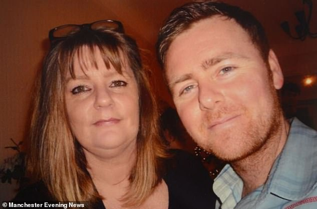Speaking after her leg was recovered, Ms Scott's family said they are 'devastated' and 'absolutely heartbroken'