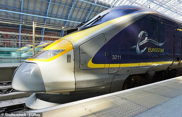 There could be lengthy delays at Eurostar terminals in Britain and abroad if more border control checks are introduced