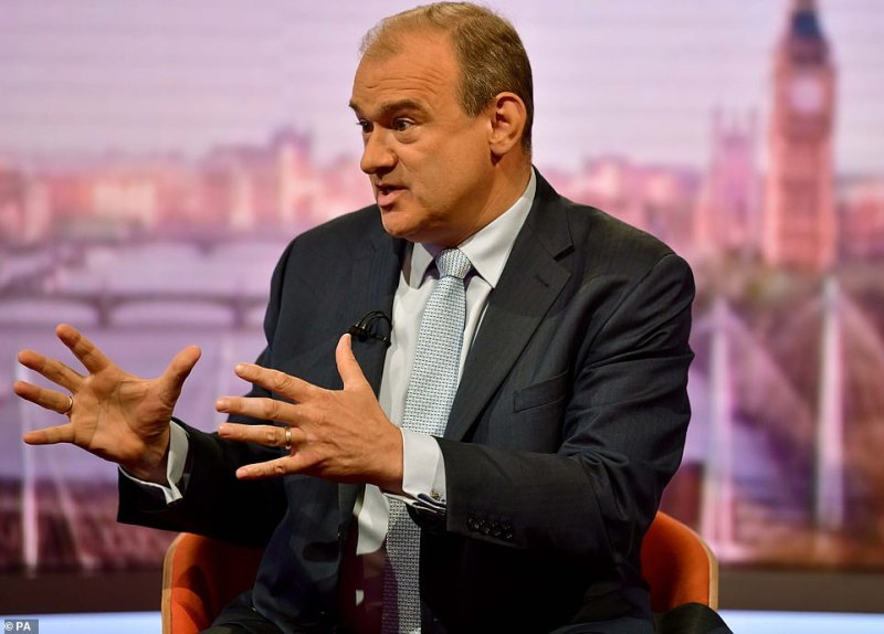 Acting Lib Dem leader Ed Davey has slammed the government's supposed inaction and demanded it draws up an evacuation blueprint to safeguard its citizens from the infection which has killed 41