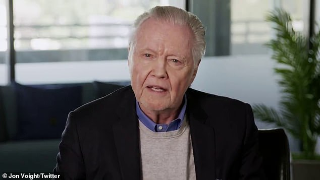 Jon Voight, the 81-year-old Academy Award-winning actor, posted a video on his Twitter page blasting Democrats for impeaching President Trump