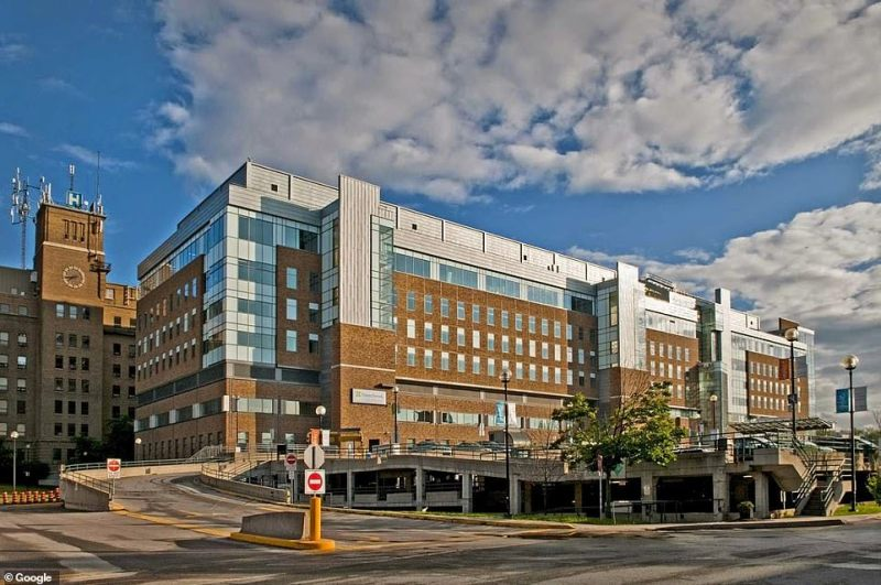 Sunnybrook Health Sciences Centre said it is 'caring for a patient who has a confirmed case of the novel coronavirus that originated in Wuhan, China.'Officials said the man is his 50s and recently flew from Wuhan, China to Guangzhou, China and then on to Toronto on January 23