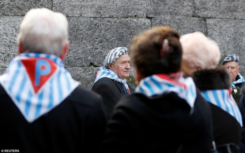 Survivors who gathered at the former Nazi concentration camp shared their harrowing memories of what it was like to be imprisoned during World War II. Many said they returned to the site to keep alive the memories in order that the world would remember and ensure such an atrocity would never happen again