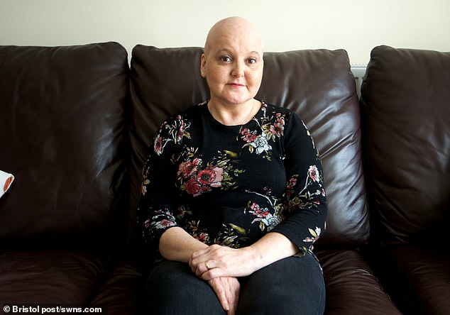 A nurse mother of two, 49, died of cervical cancer after being informed in SIX TIMES that she did not have it