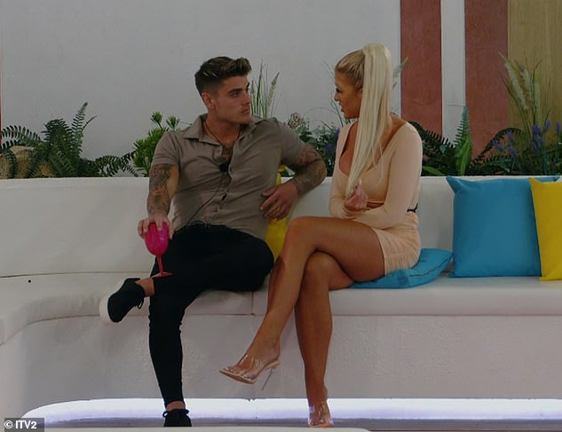 Couple: Since arriving on the show, Luke has entered into a couple with bombshell Jess Gale