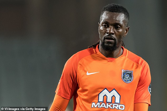 Free agent Emmanuel Adebayor is keen on sealing a move back to the Premier League