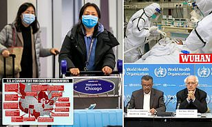 24099940 0 image a 29 1580417841420 The deadly Corona Virus continues to spread worldwide as reports out of China continue to worsen.