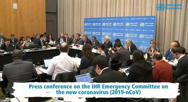 """Ostrzeżenie, oficjalnie znane jako """"stan zagrożenia zdrowia publicznego o zasięgu międzynarodowym"""", jest najwyższym ostrzeżeniem, jakie WHO może udzielić"""