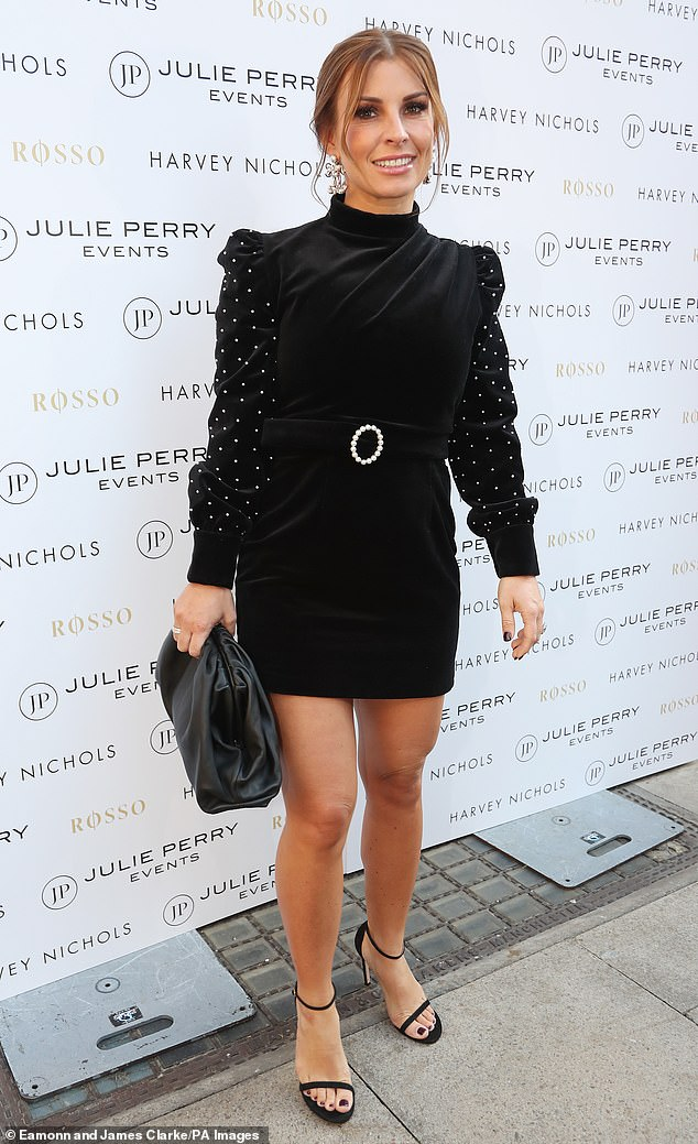 Rett claimed the life of Coleen Rooney's sister Rosie McLoughin, aged 14