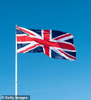 Town halls have received an email telling them to mark the occasion by flying the Union Jack