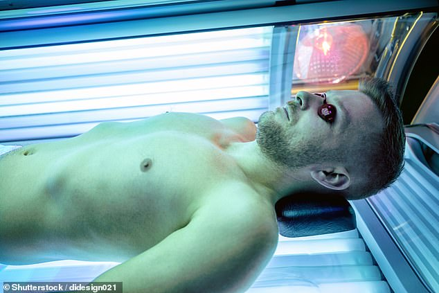 Rates of skin cancer were higher among gay and bisexual men compared to heterosexual men but lower among bisexual women than heterosexual women, the new study found