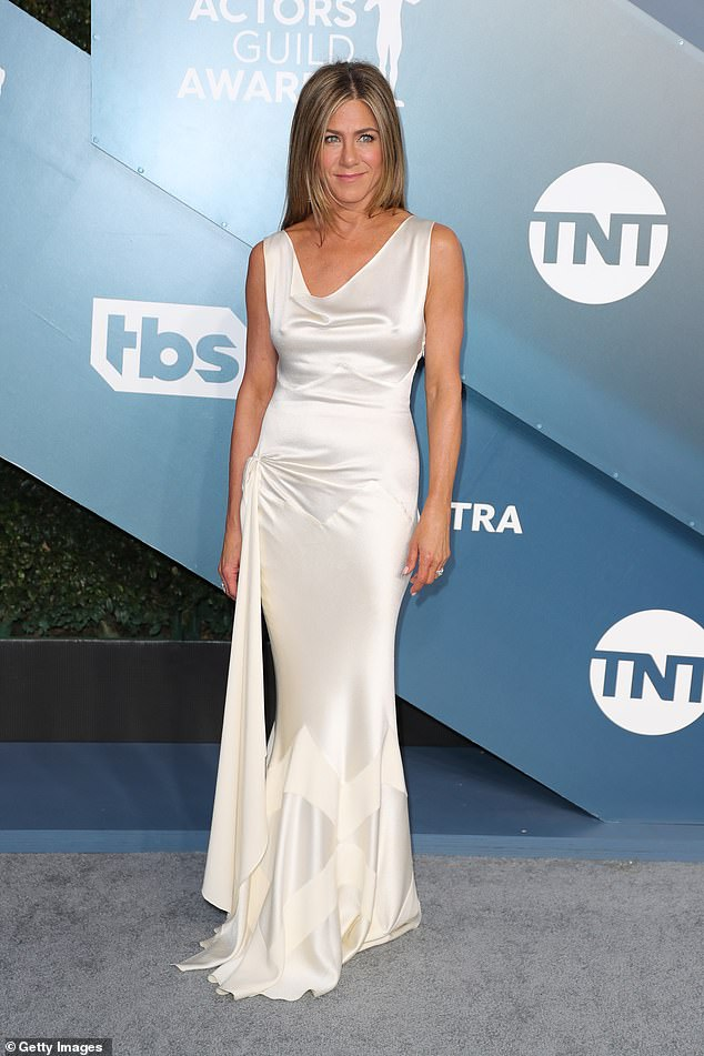 At age 51, Jennifer Aniston (pictured in 2020) continues to defy her age and look incredible. She swears by 20 minutes of cardio each day