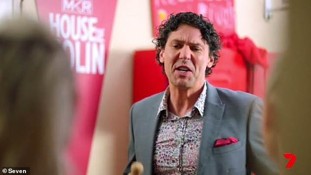 That was it! My Kitchen Rules judge Colin Fassnidge (pictured) has revealed that a scandal from the 2018 season was the beginning of the end for Seven's once-unbeatable cooking show