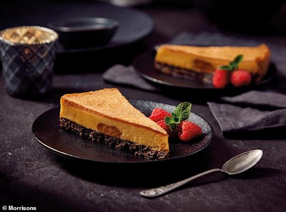 By finishing off the meal with a Dulche De Leche Cheesecake Wedge, those enjoying a romantic night in will add a further 361 calories to their day.