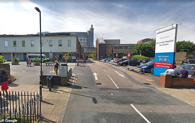 The latest coronavirus patient went to A&E in Lewisham in an Uber. When it was revealed she might be infected with the illness, an ambulance was called to take her home after tests