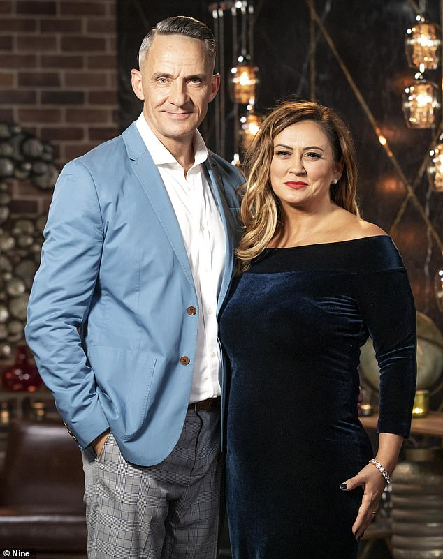 'They have a quiet confidence and are friendly and warm with one another': Holly believes that MAFS' oldest couple Steve Burley and Mishel Karen will go the distance