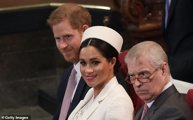 The Duke and Duchess of Sussex will not be attending Harry's uncle's milestone birthday celebrations as they 'already have commitments on the day' but 'plan to send a gift/card and a video message to be played at the party'