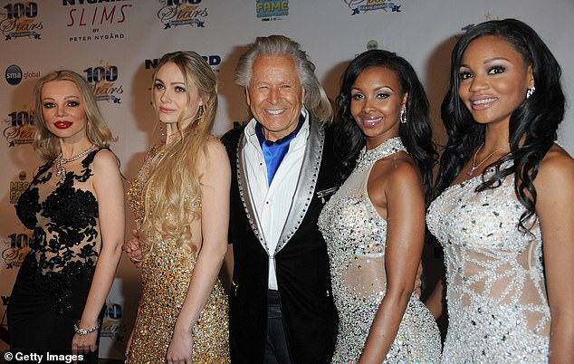 Nygard founded clothing producer Nygard International and is known as an eccentric playboy