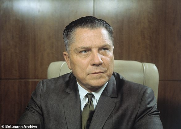 The FBI long suspected that Hoffa fell victim to a mob hit. His body was never found