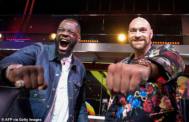 Wilder is desperate to prove himself as the best heavyweight of his generation by beating Fury