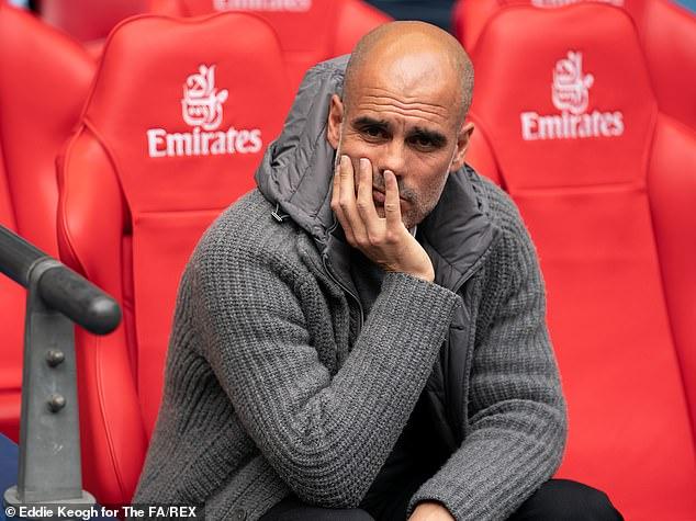 Pep Guardiola will consider his future