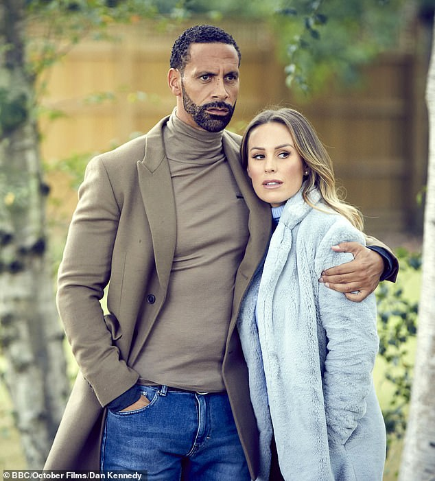 Rio Ferdinand and his new wife Kate Wright's brave documentary on the travails of her being stepmum in the family was painful viewing