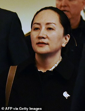 Huawei CFO Meng Wanzhou is currently fighting extradition to the U.S from Canada
