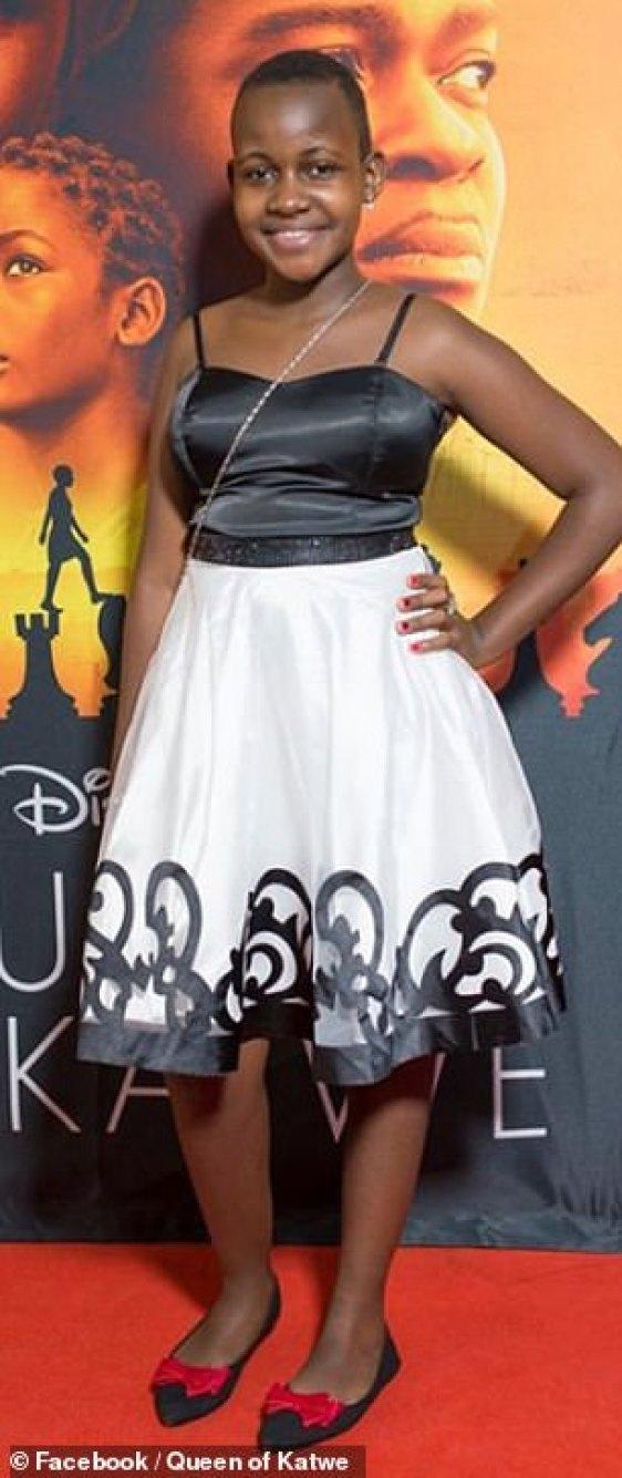 Disney star Nikita Pearl Waligwa dies at 15