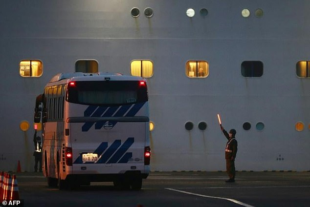 Other countries are also seeking to repatriate their nationals from the quarantined cruise ship