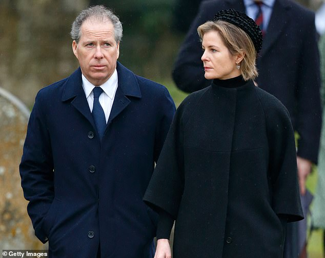 The Earl - David Armstrong-Jones - who is known for his high-end furniture company and wife Serena are to separate after more than 25 years of marriage