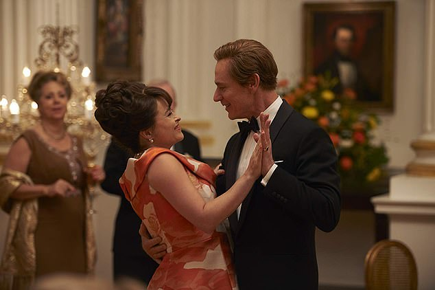 Princess Margaret, played by Helena Bonham Carter in hit TV show The Crown, on Netflix